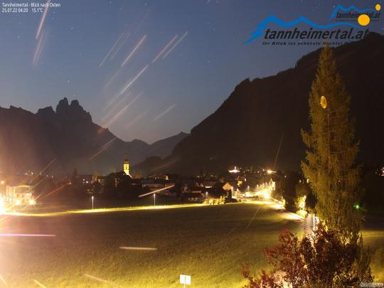 Weitere Webcams im Tannheimer Tal